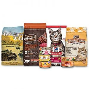Free Bag of Dog or Cat Food at Petco on November 9-10
