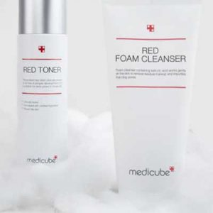 Free Red Foam Cleanser from 08liter
