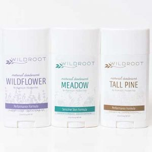Free Wildroot Deodorant for Referring