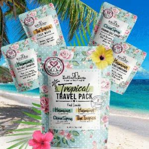 Free Bella and Bear Travel Pack, Just Pay Shipping