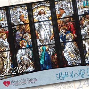 Free 2020 Catholic Art Wall Calendar