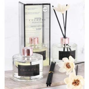 Free Cocod'or White Flower Reed Diffuser from 08liter