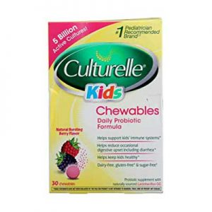 Free Culturelle Probiotic Chewables for Testers