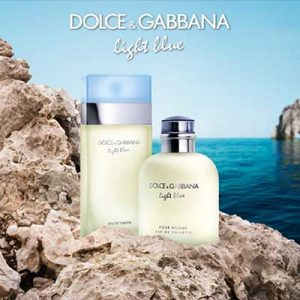 Free Dolce & Gabbana Light Blue Fragrance