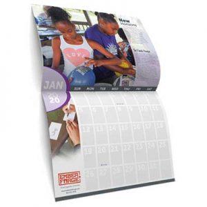 Free Erie Arts & Culture 2020 Impact Calendar