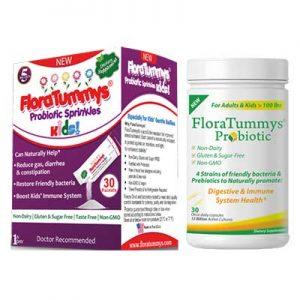 Free FloraTummys Probiotic