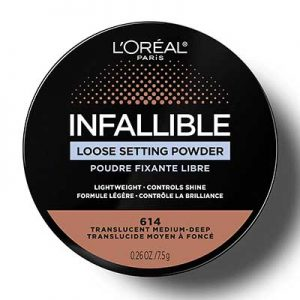 Free L'Oreal Paris Infallible Setting Powder from Viewpoints