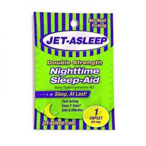 Free Jet-Asleep Double Strength Nightime Sleep Aid from DigiTry