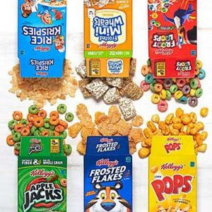 Free Kellogg's Pop Tarts or Rice Krispies from BzzAgent