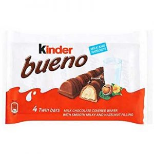 Free Kinder Bueno at Kroger