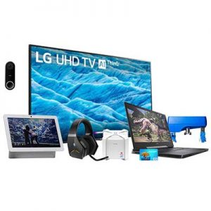 Free Gadget or Gift Card for Winners