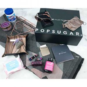 Free Popsugar Must Have Box for Winners