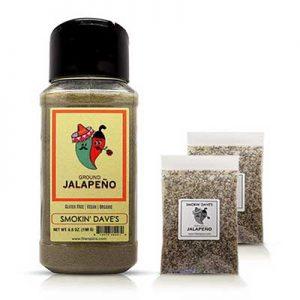 Free Ground Jalapeno