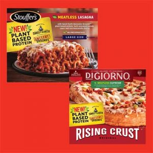 Free Meatless Lasagna or Pizza for Winners on December 5 Only