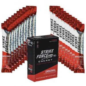 Free Strike Force Energy, Just Pay Shipping
