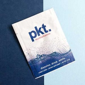 Free Sample of Pkt vitamins