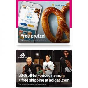 Free Auntie Anne's Pretzel for T-Mobile Customers