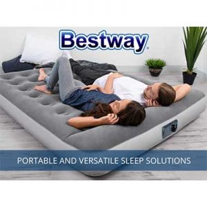 Free Bestway Air Mattresses from Tryazon