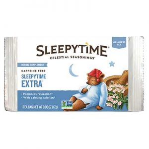 Free Sleepytime Tea or Vicks VapoCool from Freeosk