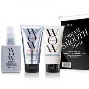 Free Color Wow Ultimate Smooth Hair Kit for Winners