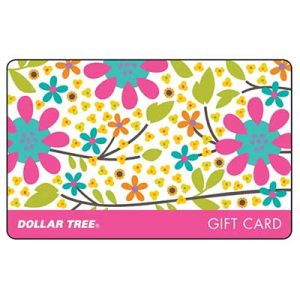 Free $100 Dollar Tree Gift Card for Winners