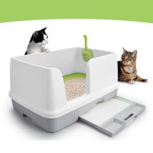 Free Tidy Cats Breeze XL Litter System from the Insiders
