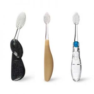 Free Radius Toothbrush from Social Nature