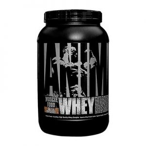 Free Universal Nutrition Whey Sample
