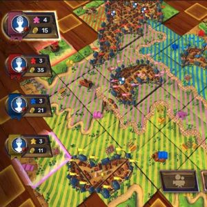 Free Carcassonne and Ticket to Ride PC Games
