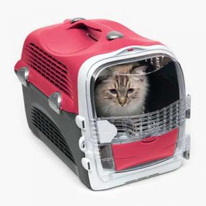 Free Catit Cabrio Carrier for Testers