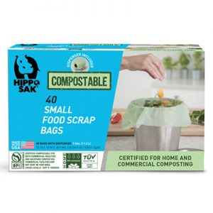 Free Hippo Sak Food Scrap Bags from Moms Meet