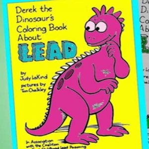 Free Lead Poisoning Prevention Brochures and Coloring Book