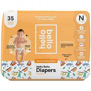 Free Hello Bello Diapers Pack, Just Pay Shipping