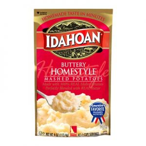 Free Idahoan Instant Potatoes at Giant Eagle