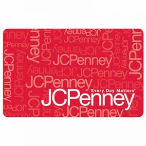 Free $50 JCPenney eGift Card for Winners