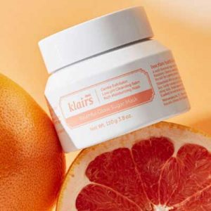 Free Klairs Youtful Glow Sugar Mask from 08liter
