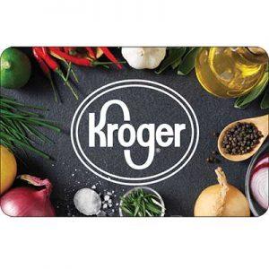 Free $25 Kroger Gift Card