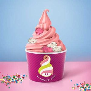 Free Frozen Yogurt at Menchie's on February 14