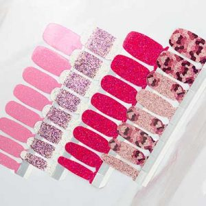 Free Nail Polish Strip Sample