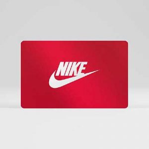 Free $5 Nike Gift Card in Verizon Up Rewards