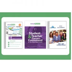Free Customized Planners for Schools