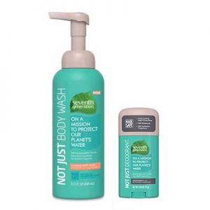 Free Seventh Generation Body Wash from The Insiders