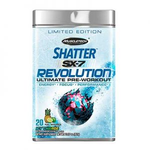 Free Shatter SX-7 Revolution Supplement and More for Winners