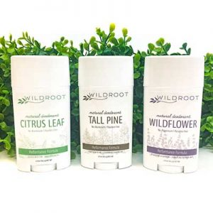 Free 3-Pack of Wildroot Deodorant for Winners