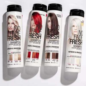 Free No Fade Fresh Shampoo or Conditioner