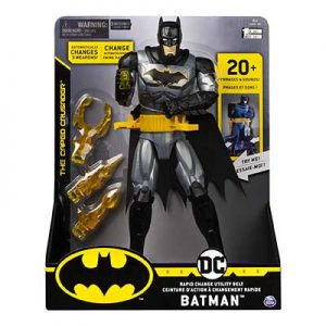 Free Batman Figure and Vehicle from FamilyRated