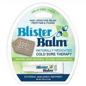 Free Blister Balm External Analgesic Ointment at H-E-B