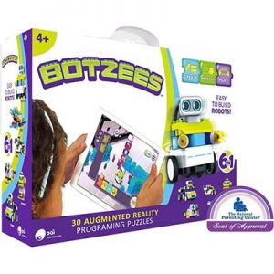 Free Botzees Robotics Kit from Tryazon