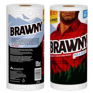 Free Brawny Paper Towels