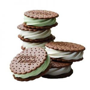 Free Flying Saucer Ice Cream Sandwich at Carvel